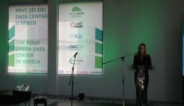 U Vršcu otvoren prvi Zeleni data centar u Srbiji