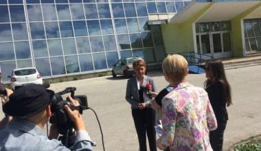 Radovi na rehabilitaciji regionalne sportske hale u Pančevu