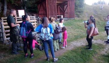 Održan ekološki kamp za mlade na Vlasinskom jezeru