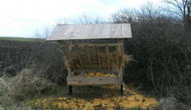 Lovci prikupili 15 tona hrane za divljač